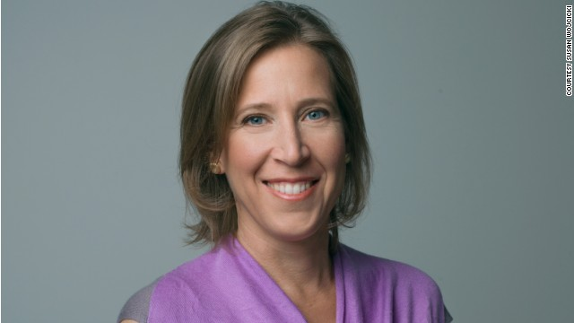 Who is Susan Wojcicki, the new head of YouTube?