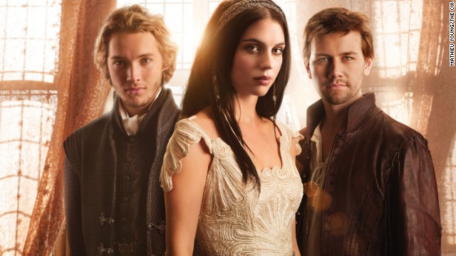 """Reign"" is one of the feshman primetime shows The CW has picked up for a full season."