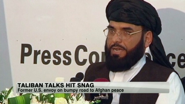 Taliban talks hit snag