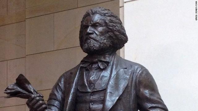 Frederick Douglass Statue Trump signs bill into ...