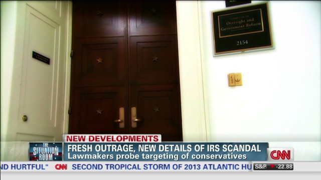 No evidence of IRS political influence