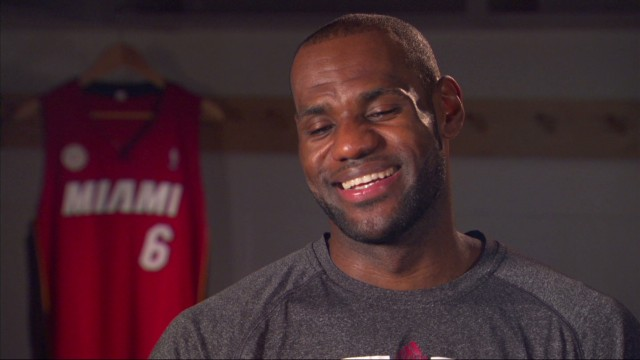 LeBron: Game 7 comes down to heart
