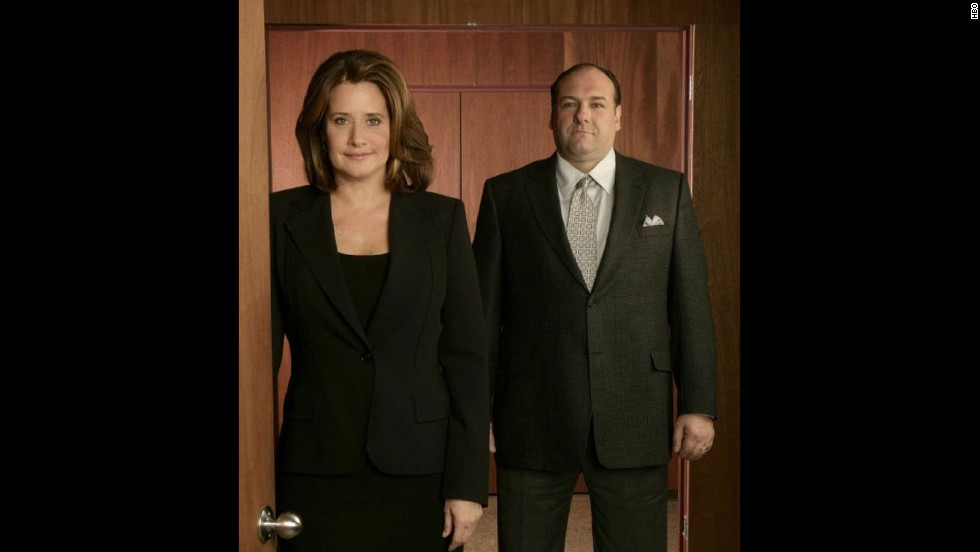 "<strong>Lorraine Bracco, who played Tony<strong></strong>'s psychiatrist, Dr. Melfi: </strong>""We lost a giant today. I am utterly heartbroken.""<strong> </strong>"