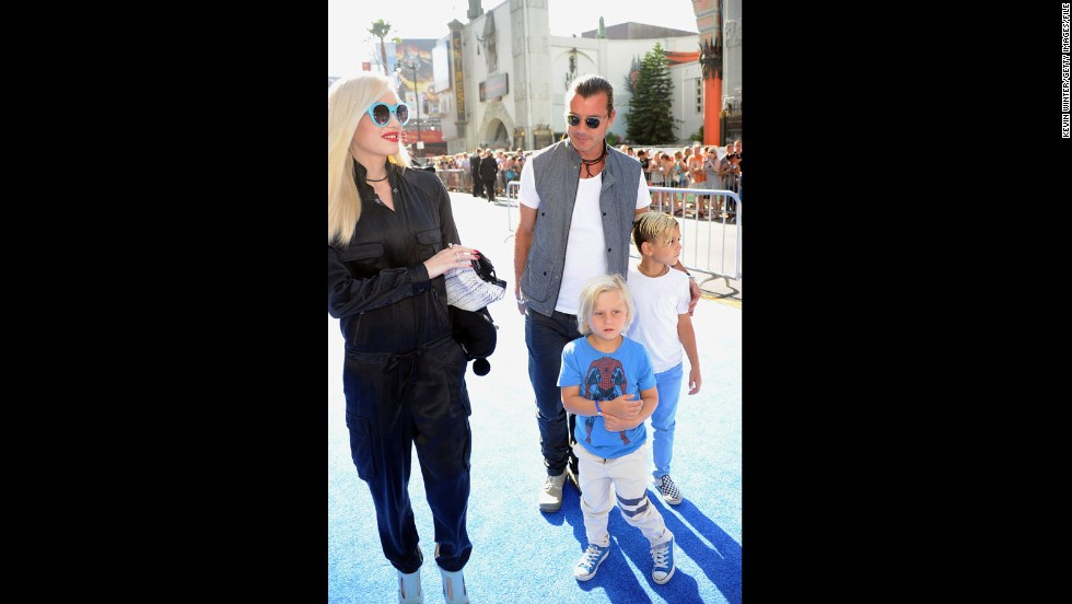 "With one son named Kingston, Gwen Stefani and Gavin Rossdale had to up the ante with their second son, who was born in 2008. The inspiration behind the name Zuma Nesta Rock <a href=""http://celebritybabies.people.com/2008/08/22/zuma-nesta-rock/"" target=""_blank"">has been heavily dissected, with most agreeing</a> that Zuma is a nod to Zuma Beach in Malibu. The pair's third son was gifted with the name Apollo."