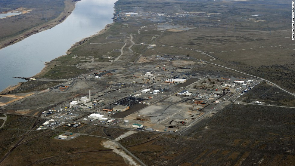 U.S. engineers to inspect possible leak at Hanford nuclear site