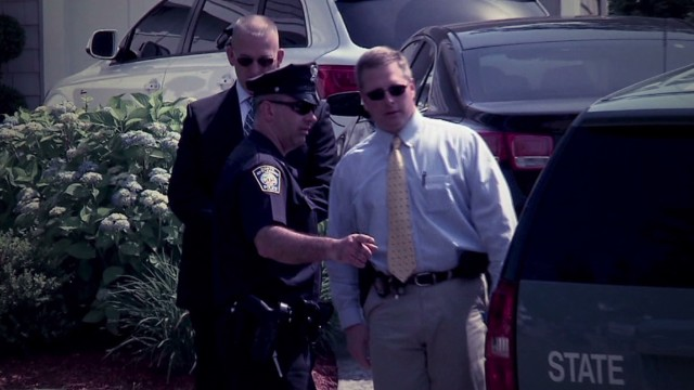 Police search Hernandez home second time