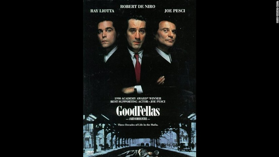 "The violent death of mobster Bill Batts kicked off ""Goodfellas,"" and the body count just rose from there. The 1990 film was critically acclaimed and earned co-star Joe Pesci an Academy Award for best supporting actor."