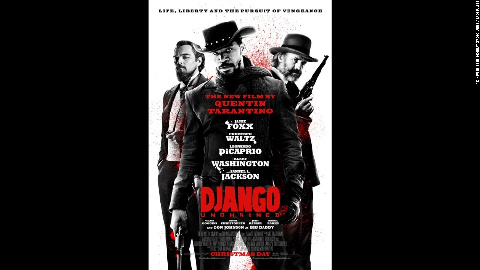 """Inglourious Basterds"" standout Christoph Waltz teamed up with Tarantino again for 2013's ""Django Unchained,"" which featured Waltz and Jamie Foxx as a bounty hunter and freed slave who showed no mercy during their travels."
