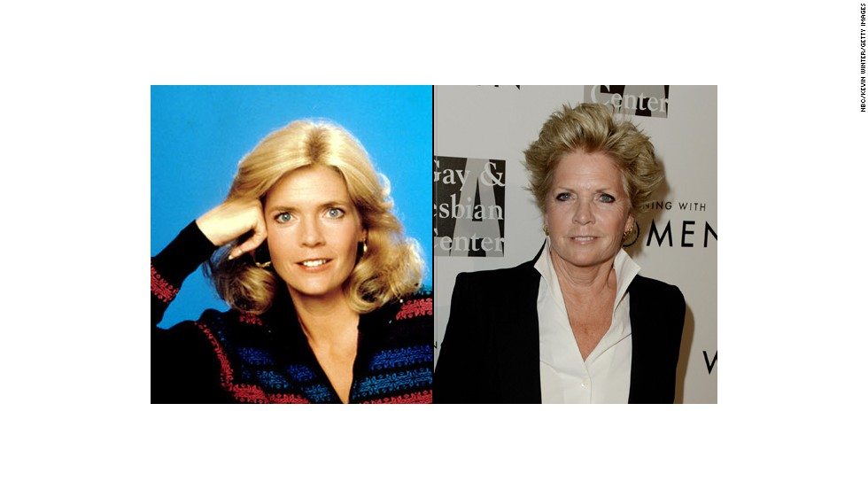 "Meredith Baxter (she had the Birney at the time) played mom Elyse Keaton and has worked fairly steadily since the show ended in 1989, including appearances on ""Spin City,"" too. Her 2011 memoir ""Untied"" documented her life, including her cancer battle and coming out as a lesbian in 2009. In 2013, she and actress Patty Duke were cast as a lesbian couple on ""Glee."""