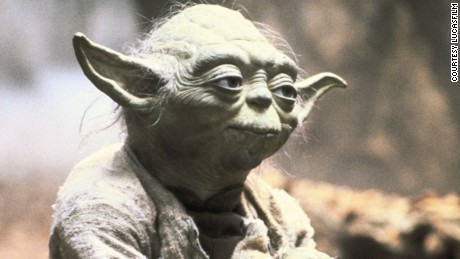 A wise mentor, Yoda is.