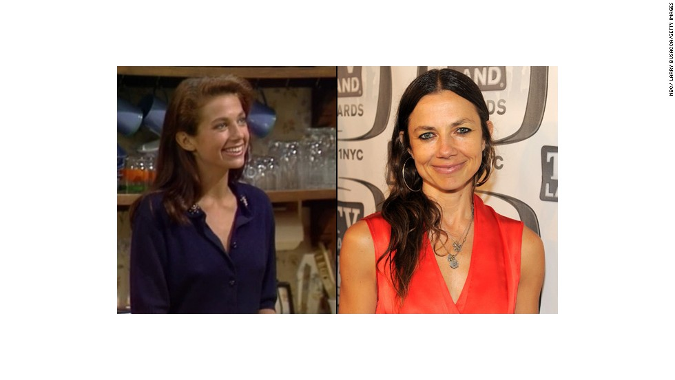 "Justine Bateman's Mallory Keaton wasn't the brightest bulb, but the actress is actually  <a href=""http://www.csmonitor.com/The-Culture/2013/0601/Justine-Bateman-Mom-and-UCLA-freshman"" target=""_blank"">enrolled as a student at UCLA.</a> When she's<a href=""https://twitter.com/JustineBateman"" target=""_blank""> not busy tweeting</a>, the mother of two has continued acting. She appeared on ""Arrested Development"" with her brother Jason, and she  recently popped up on an episode of ABC's ""Modern Family."""