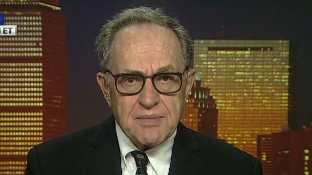 Dershowitz: Greenwald's a total phony
