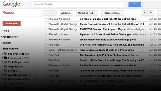 Google Reader's demise has created something of a gold rush among tech companies looking to take the RSS tool's place.