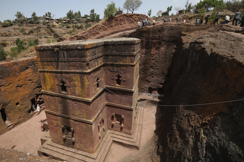 Lalibela rock churches: The Jerusalem of Ethiopia | CNN Travel