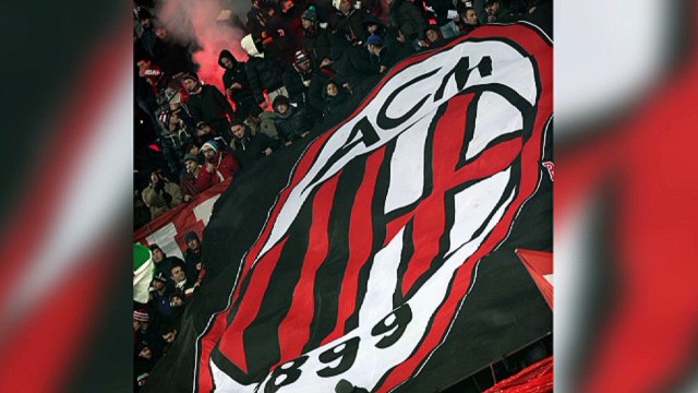 Italian football clubs raided by police