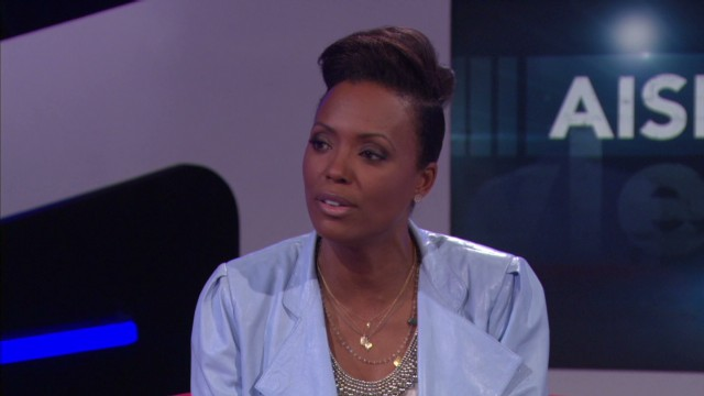 Aisha Tyler feels like an outsider