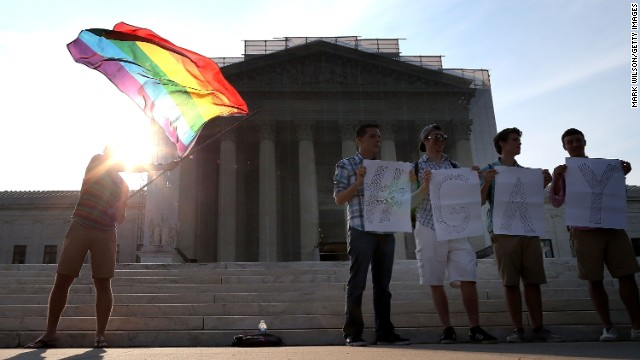 Prop 8 attorney: Wonderful day for U.S.