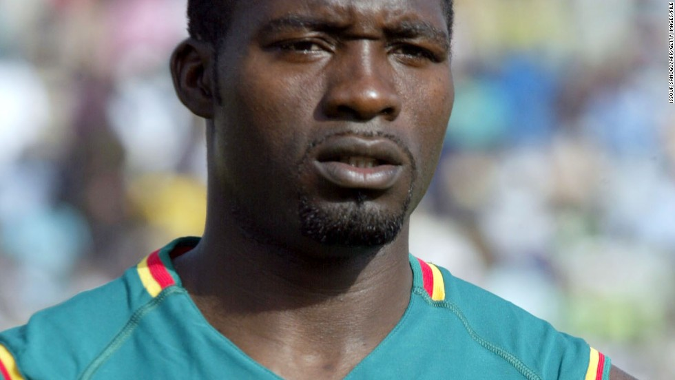 Marc-Vivien Foe died at the age of 28 after collapsing during a Confederations Cup semifinal while playing for Cameroon. Foe, who played for Manchester City and Lyon amongst others, was treated on the pitch but died after resuscitation attempts failed.