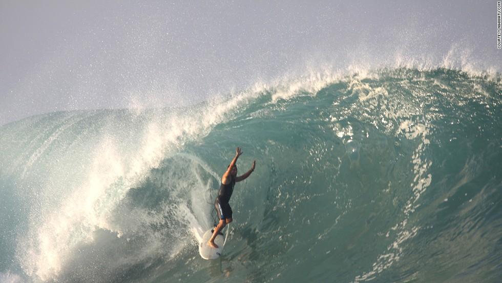 Best Surfing Spots Around The World CNN Travel - The 7 best beaches for winter surfing