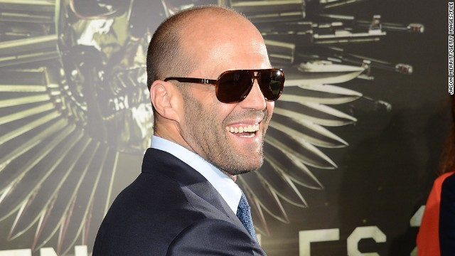 "Jason Statham's part in the upcoming ""Hummingbird"" is a departure from the actor's typical heroic roles."