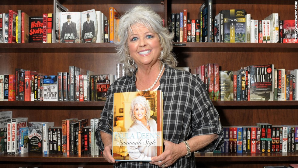"In the wake of the recent deposition in which Paula Deen admitted to using racially charged language, many sponsors and partners have re-evaluated their relationship with the embattled chef. Deen's 15th cookbook, ""Paula Deen's New Testament: 250 Favorite Recipes, All Lightened Up,"" was set to release in October 2013. The book shot to the top of Amazon's pre-order list, but has now been <a href=""http://eatocracy.cnn.com/2013/06/28/paula-deens-upcoming-cookbook-cancelled/"">canceled by Ballantine Books</a>."