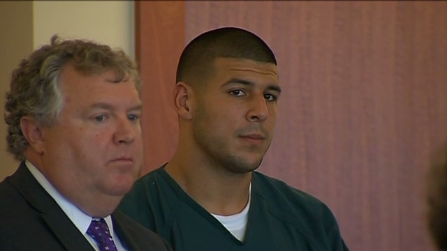 Aaron Hernandez's troubled past