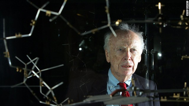 DNA pioneer James Watson to sell Nobel Prize