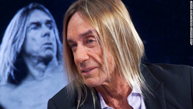 "Iggy Pop is touring Europe with The Stooges, having recorded ""Ready to Die"" -- only their fifth album in 45 years."