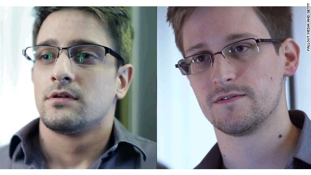 Hong Kong makes first Snowden movie