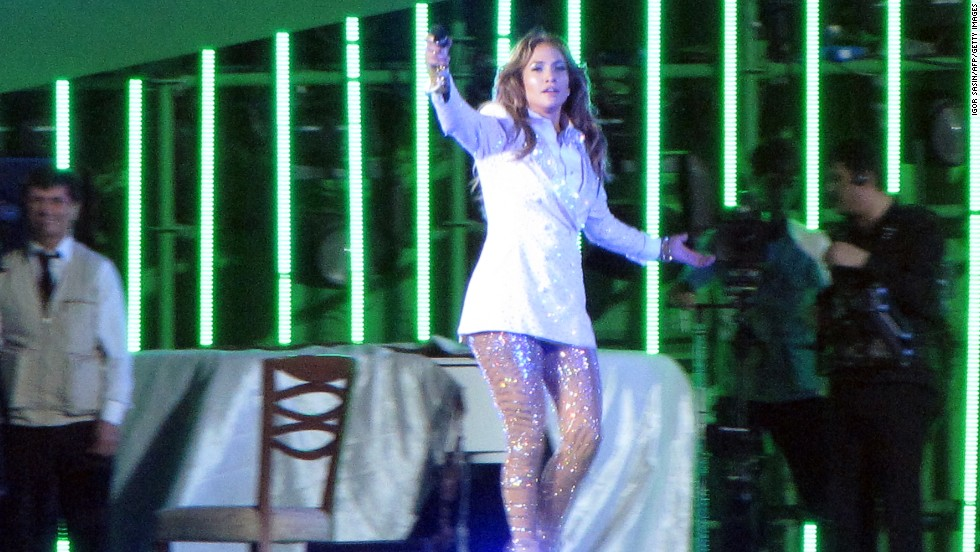 "In June, Jennifer Lopez sang ""Happy Birthday"" to Turkmenistan President Gurbanguly Berdimuhamedow, whose regime was described as ""one of the world's most repressive"" in a January 2013 report by Human Rights Watch. Lopez is believed to be the first major Western star to visit the isolated former Soviet republic, and her performance caused a backlash."