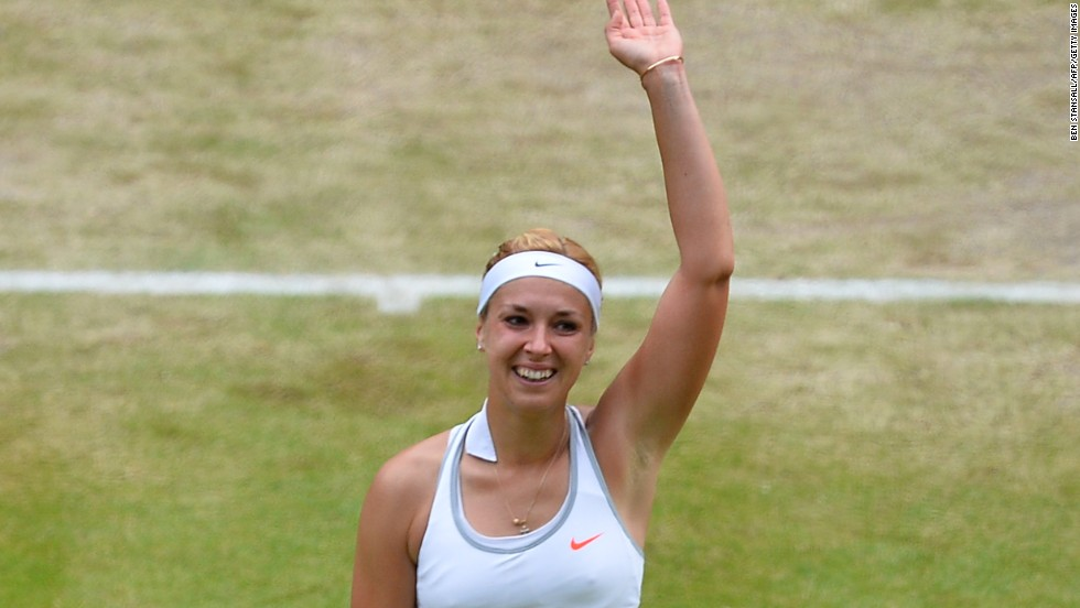 Lisicki will play Estonia's Kaia Kanepi, ranked 46th in the world in the quarterfinal. It will be the first meeting between the two women.