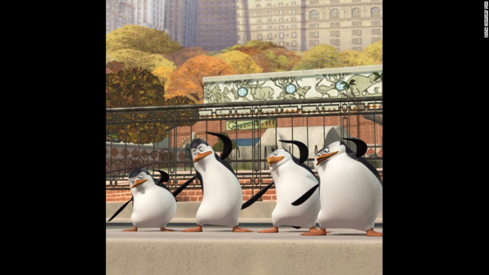"The penguins from Dreamworks' ""Madagascar"" films have turned into breakout stars. The scheming seabirds had a movie all of their own called ""Penguins of Madagascar."" In 2018, we'll also get a fourth installment of the <strong>""Madagascar"" series.</strong>"