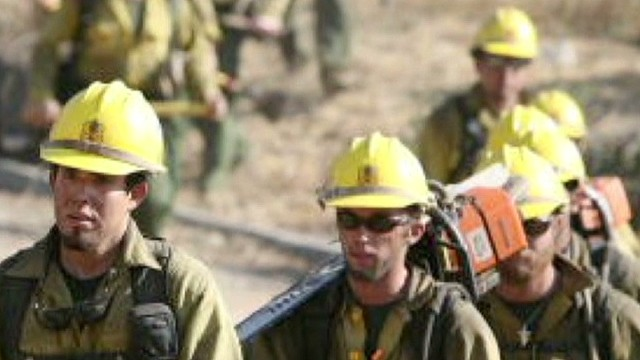 What is a Hotshot firefighter?