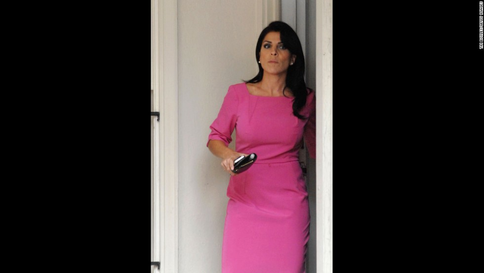 "<a href=""http://www.cnn.com/2012/11/13/us/jill-kelley-profile"">Jill Kelley</a> hired Smith after it became public that Kelly had received threatening emails allegedly sent by Paula Broadwell, the woman who was having an affair with CIA director Gen. David Petraeus."