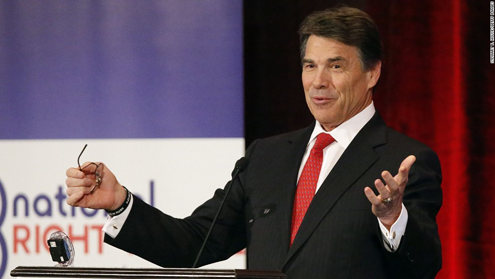 The case against Gov. Rick Perry - CNN Video