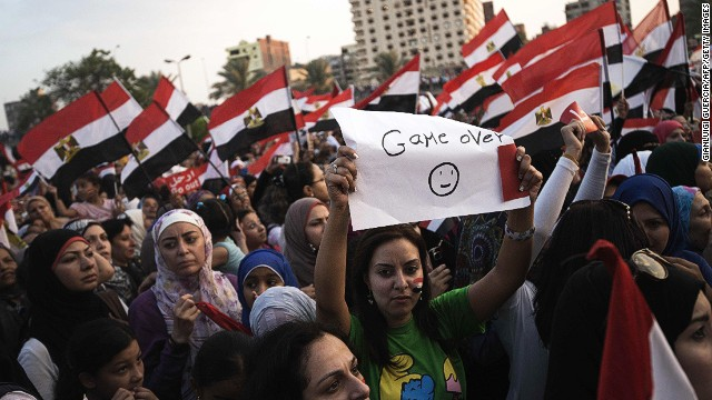 Morsy defies military's ultimatum