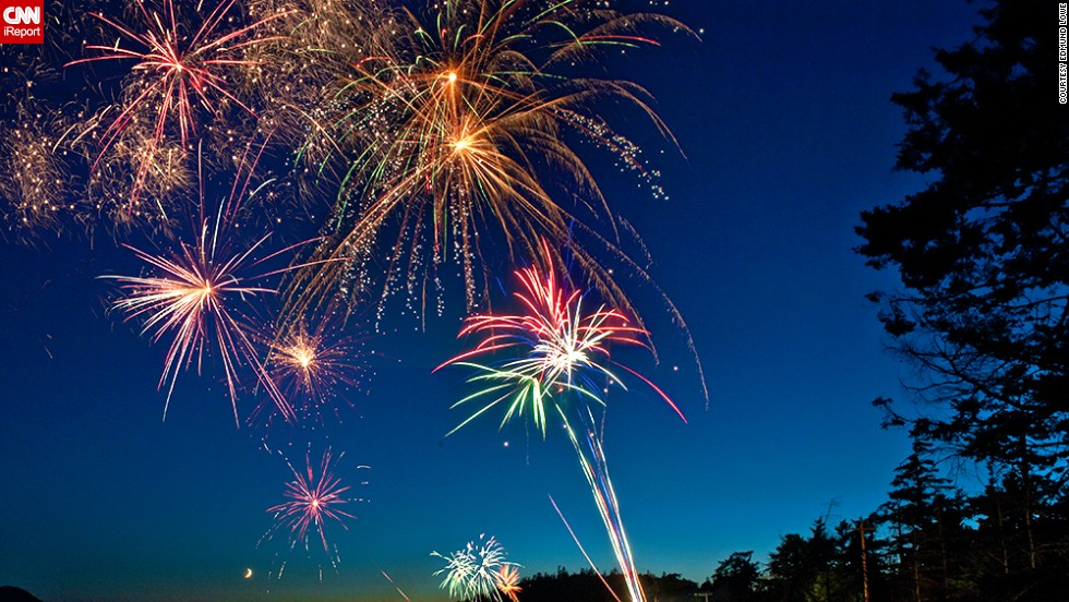 How to capture the perfect fireworks photo for Instagram