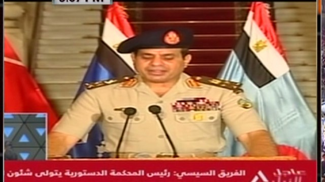 Coup in Egypt: Military ousts Morsy