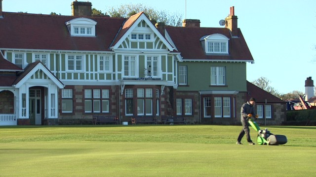 Historic venue welcomes top golfers