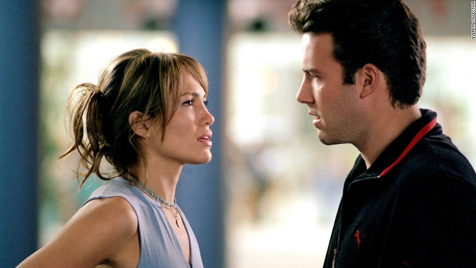 "<strong>""Gigli"" (2003):</strong> Oh, for the days of ""Bennifer"" -- that is, Ben Affleck and Jennifer Lopez, who were a couple during the making of this film. The gossip, a big budget and a disorganized plot (not to mention an unpronounceable title) crashed this comedy, but several critics pointed out it had its moments."