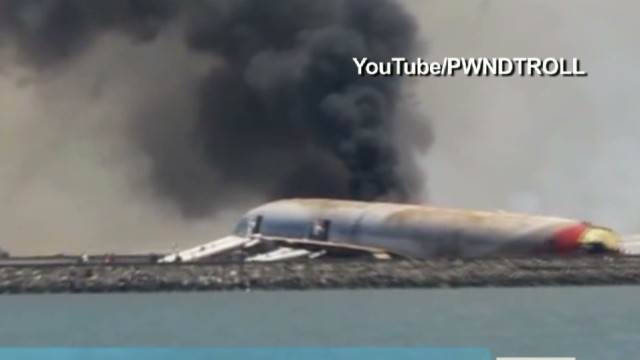 Crash of Asiana Flight 214