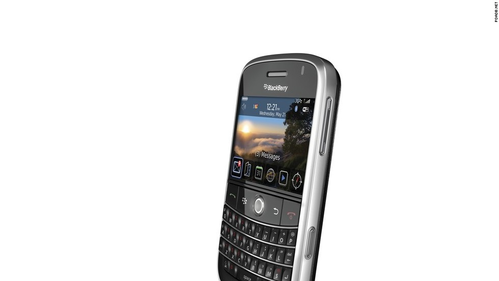 Launched in 2008, the Bold was in many ways a step up from the Curve. It was sleeker with a more hand-friendly keyboard.