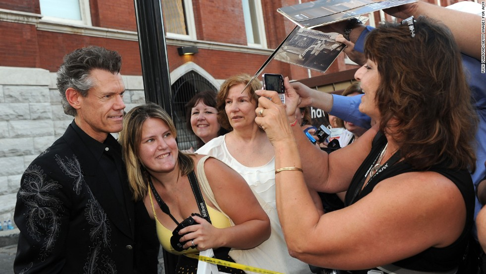 Travis attends the fourth annual ACM Honors at the Ryman Auditorium in Nashville on September 20, 2010.