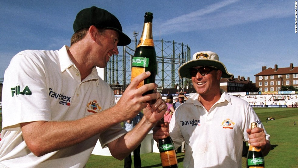 Australian fast bowler McGrath and spin bowler Shane Warner combined to provide their team with one of the most fearsome attacks in world cricket. McGrath claimed 563 wickets in 124 matches, while Warne took 708 wickets in his career, the second highest of all time.