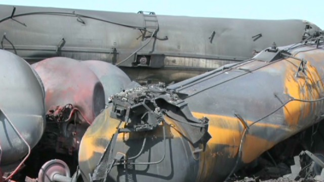 Police: Train crash may be 'criminal'