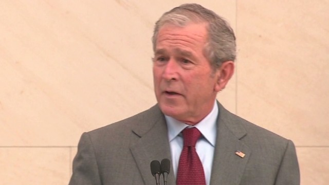 Bush: The immigration system is broken