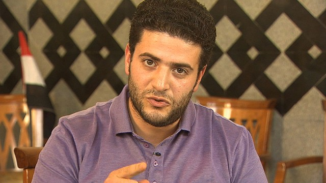 Morsy's son to his dad: 'Remain defiant'