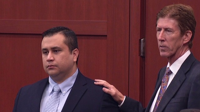 Defense: Don't quickly judge Zimmerman