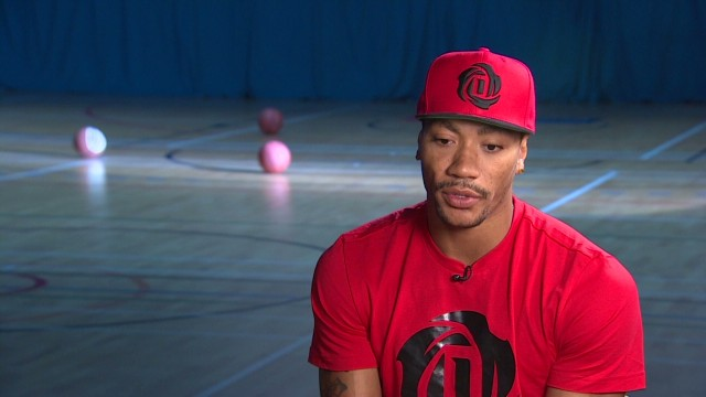 Derrick Rose on Chicago gun crime