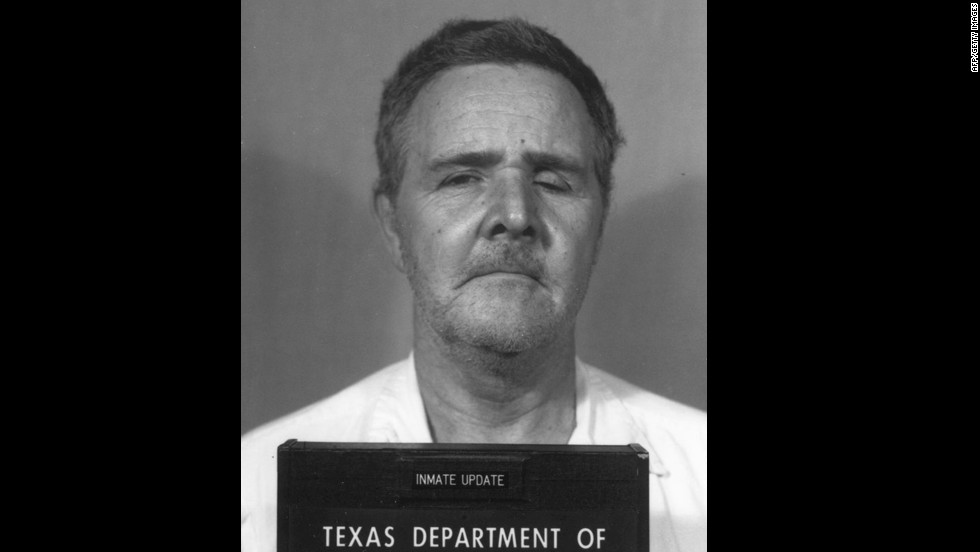 After serving 15 years for murdering his mother, Henry Lee Lucas was convicted in 1985 in nine more murders. Lucas was the only inmate spared from execution by Texas Gov. George W. Bush.